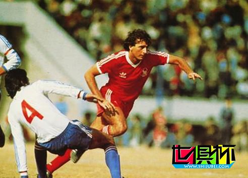 1981年首届丰田杯乌拉圭民族VS英格兰诺丁汉森林-第2张图片-世俱杯