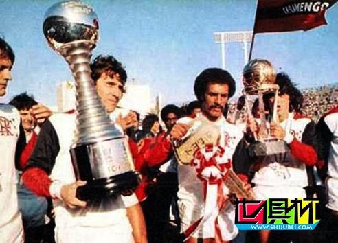 1981年12月第二届丰田杯巴西弗拉门戈队3比0完胜英格兰利物浦队-第1张图片-世俱杯
