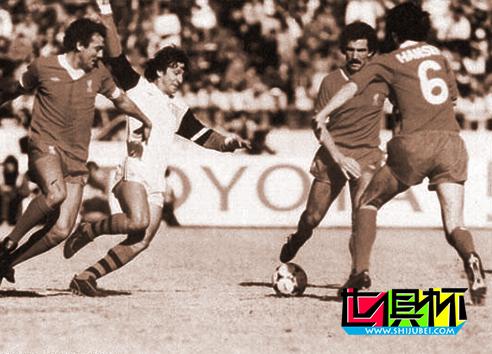 1981年12月第二届丰田杯巴西弗拉门戈队3比0完胜英格兰利物浦队-第4张图片-世俱杯