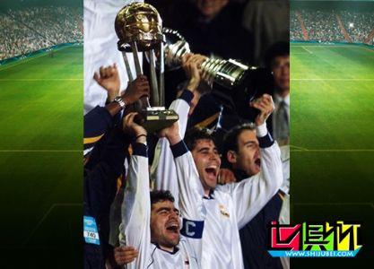 1998年12月1日西班牙皇家马德里队2:1战胜巴西瓦斯科达伽马队