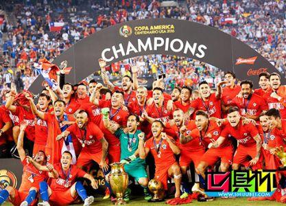 2016百年美洲杯决赛智利点球4比2战胜阿根廷