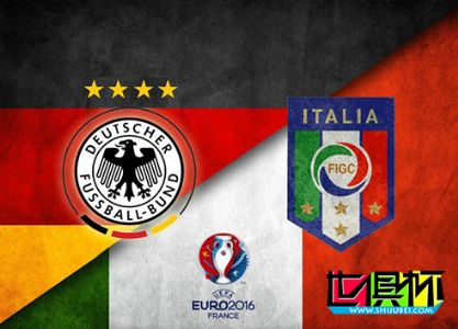 2016年7月3日欧洲杯1/4决赛德国点球大战7-6淘汰意大利进入决赛