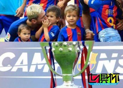 梅西难战欧冠首轮 已给儿子在足球学校报名