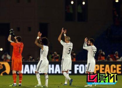 皇家马德里12月踢世俱杯返联赛踢国家德比