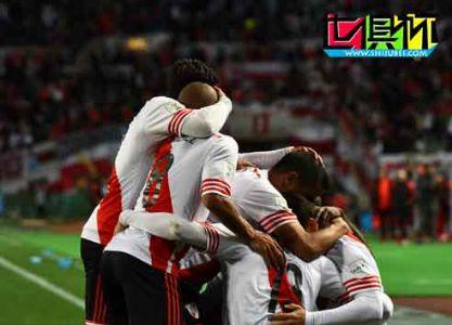 世俱杯-河床1-0绝杀广岛三箭 南美冠军挺进决赛