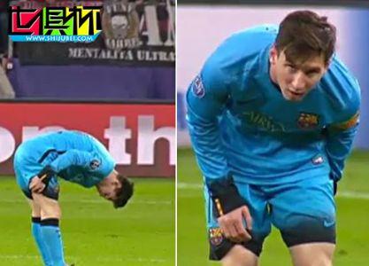 又伤?梅西一举动引球迷担忧 为世俱杯或周末休战