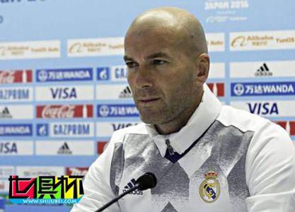 齐达内:C罗是皇马历史最佳球员 能再获金球奖