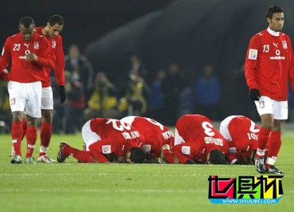 2006世俱杯埃及阿赫利参赛名单:非洲神秘之师实力不俗