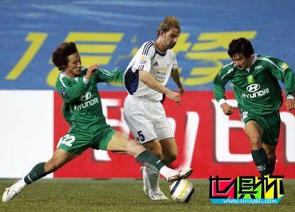 2006世俱杯-全北现代3-0痛击奥克兰 为亚洲挽回颜面