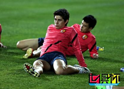 踢完2013世俱杯告别广州恒大 孔卡不想带着遗憾告别