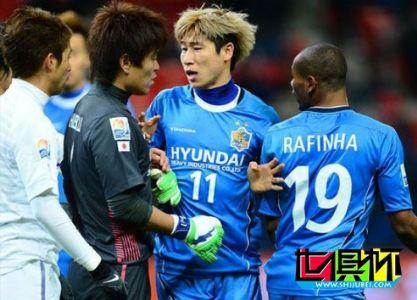 2012世俱杯-广岛三箭3-2蔚山现代 佐藤寿人梅开二度