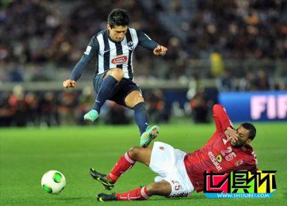 世俱杯-前里昂前锋破门 蒙特雷2-0阿赫利获季军
