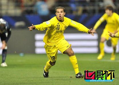 2011世俱杯-柏太阳神点杀劲敌 日本冠军约战桑托斯