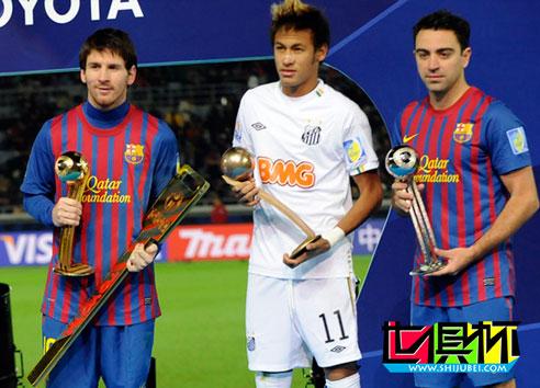 2011世俱杯内马尔表示输得信服口服 要向巴萨学习如何踢球