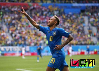 补时两球!巴西2-0胜哥斯达黎加 内马尔喜极而泣