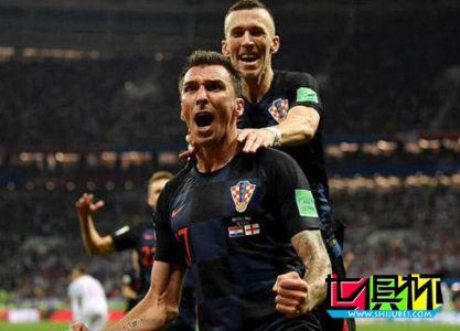加时绝杀!克罗地亚2-1逆转英格兰 首进世界杯决赛将战法国