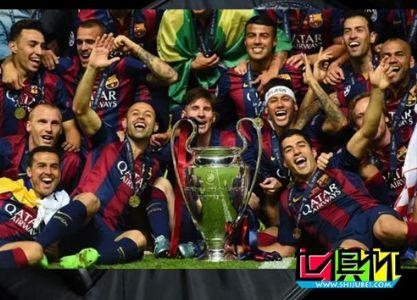 2009世俱杯参赛队巡礼 王者之师巴塞罗那