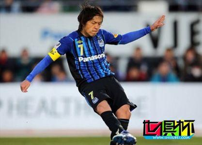 2008世俱杯-远藤保仁绝杀袋鼠 冈巴1-0晋级将遇曼联