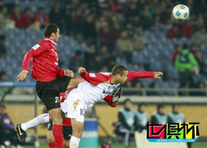 2008世俱杯-阿德莱德获胜 阿赫利教练炮轰埃及媒体