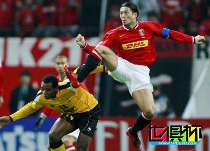 2007年世俱杯产生四强 浦和红宝石晋级将战米兰