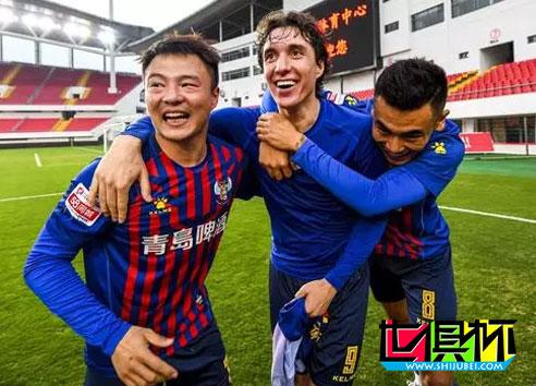 《青岛日报》消息:青岛正全力申办亚洲杯和2021世俱杯