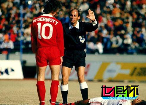 1981年12月第二届丰田杯巴西弗拉门戈队3比0完胜英格兰利物浦队