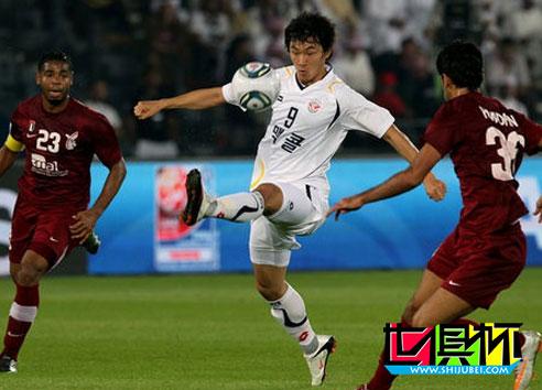 2010世俱杯-城南一和4-1淘汰东道主 半决赛战国米