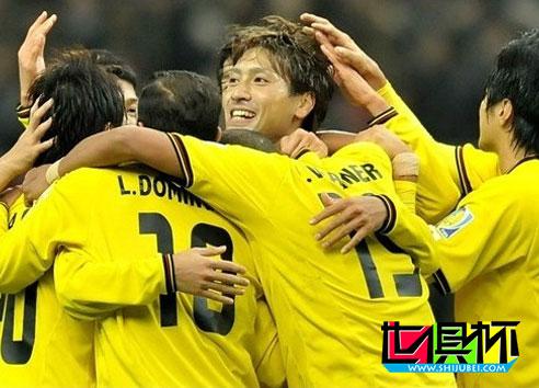 2011世俱杯-揭幕战东道主扬威 日本柏太阳神2-0晋级