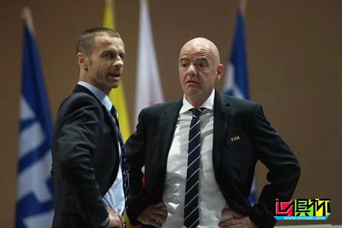欧足联推迟欧洲杯?那么2021世俱杯只能被迫进行调整