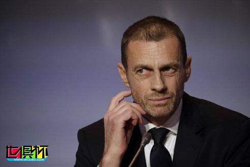 切费林表示:欧洲杯肯定在2021年举办,不知道世俱杯会如何发展