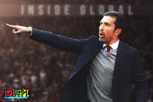 布冯经纪人:认为布冯应该当一名教练,成为尤文的教练也没问题