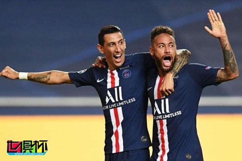 巴黎圣日耳曼历史首次闯入欧冠决赛,内马尔助攻超梅西和C罗