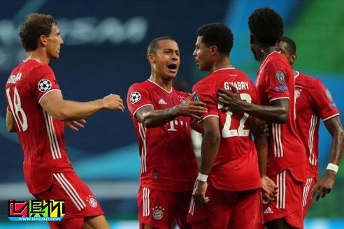 拜仁3-0淘汰里昂,时隔7年再次进入欧冠决赛将与巴黎争冠