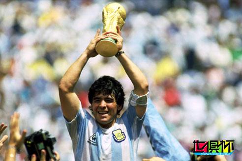 足坛噩耗:世界球王马拉多纳突发心脏骤停不幸去世,享年60岁-第3张图片-世俱杯