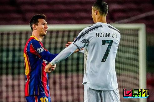 欧冠巴萨主场0-3败给尤文,C罗点球梅开二度,梅西7射0进-第1张图片-世俱杯