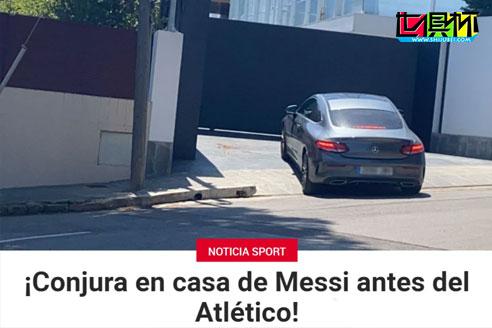 梅西邀请巴萨球员家中聚餐,涉嫌违反西班牙的防疫规定