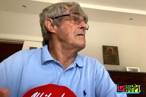 77岁老帅米卢接受中国媒体采访时,向李铁提出了自己的建议