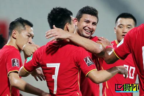 世预赛:国足3-1击败叙利亚,以4连胜成功打进12强赛