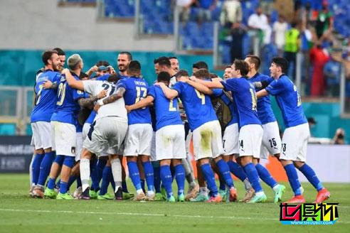 欧洲杯:意大利1-0战胜威尔士,3战全胜提前1轮晋级16强
