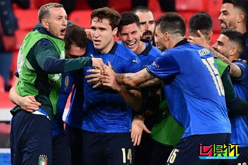 意大利加时赛2-1击败奥地利,连续四届欧洲杯挺进八强
