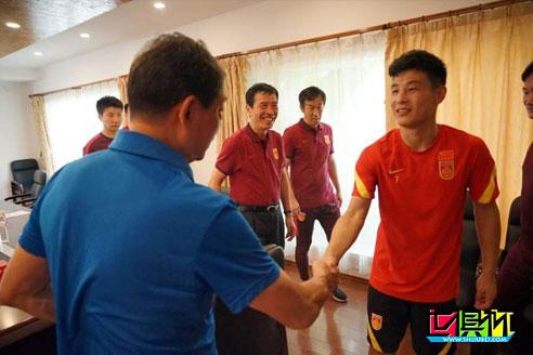 沪媒:武磊明天回西班牙人训练营,9月回国家队征战12强