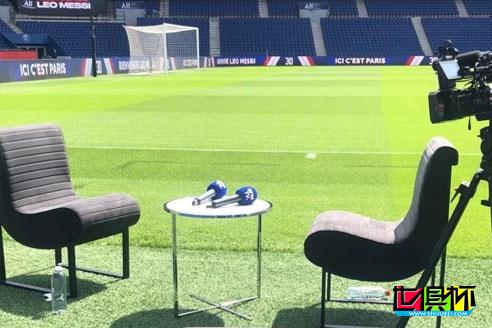 梅西加盟巴黎圣日耳曼后,腾讯体育对梅西进行专访