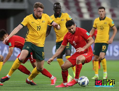 世预赛:国足0-3落败澳大利亚队小组垫底,第2轮迎战日本队