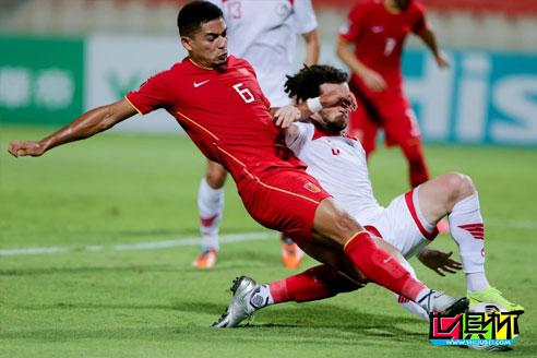 """国足与叙利亚""""二队""""进行了一场热身赛,最终两队1-1握手言和"""